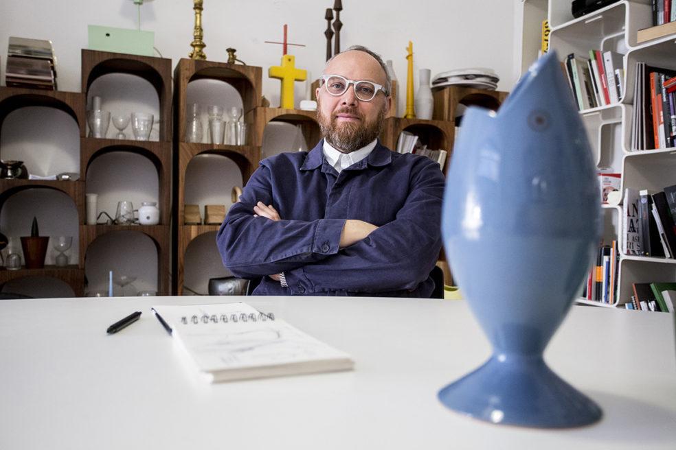 Intervista a Giulio Iacchetti – Fontana Arte