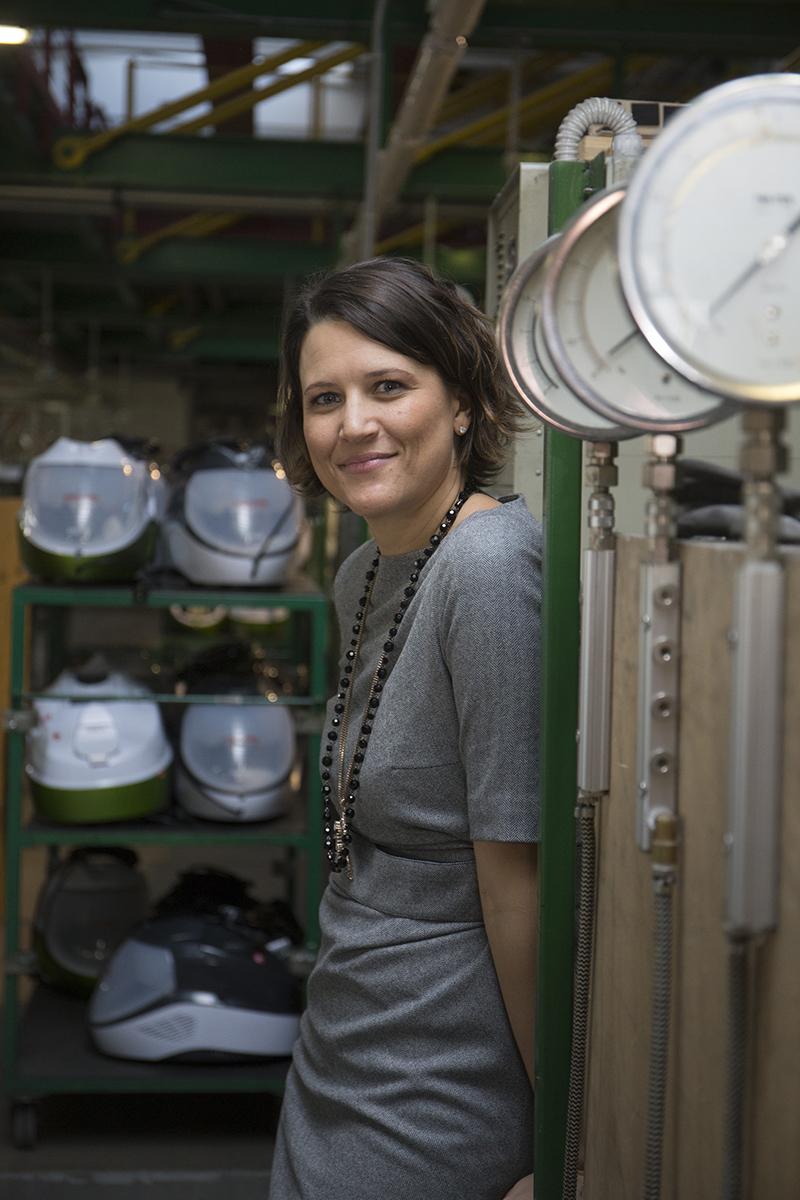 Francesca Polti-Direttore Generale