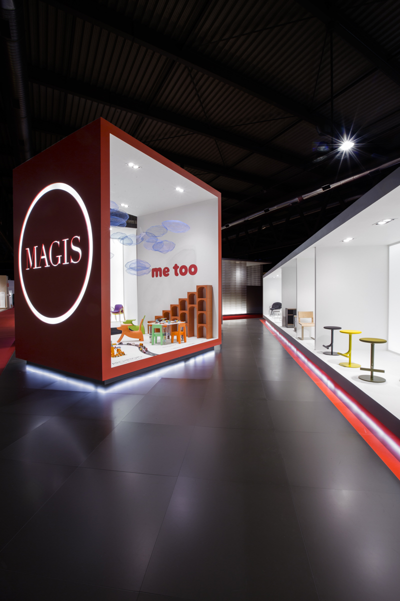 Magis stand 14-20
