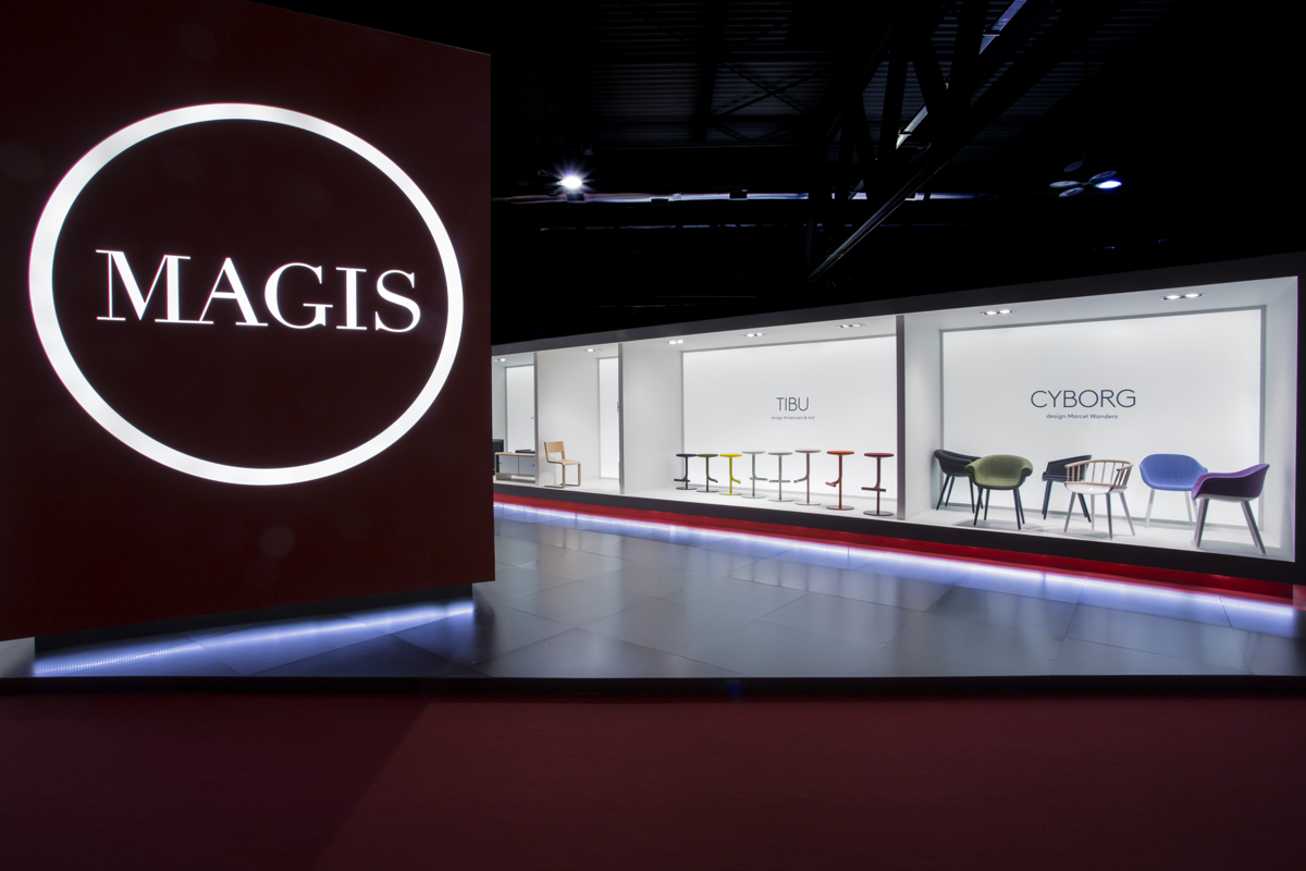Magis stand 14-43