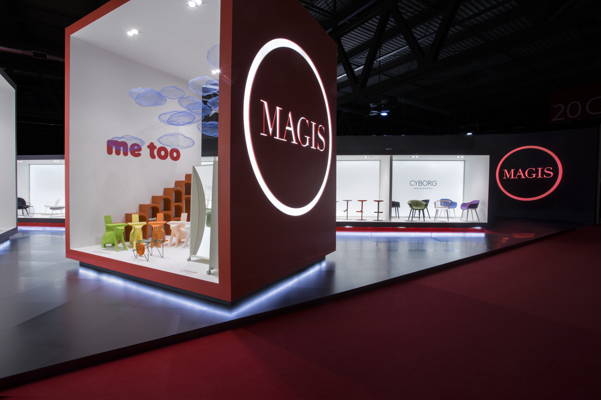 Magis stand 14-44