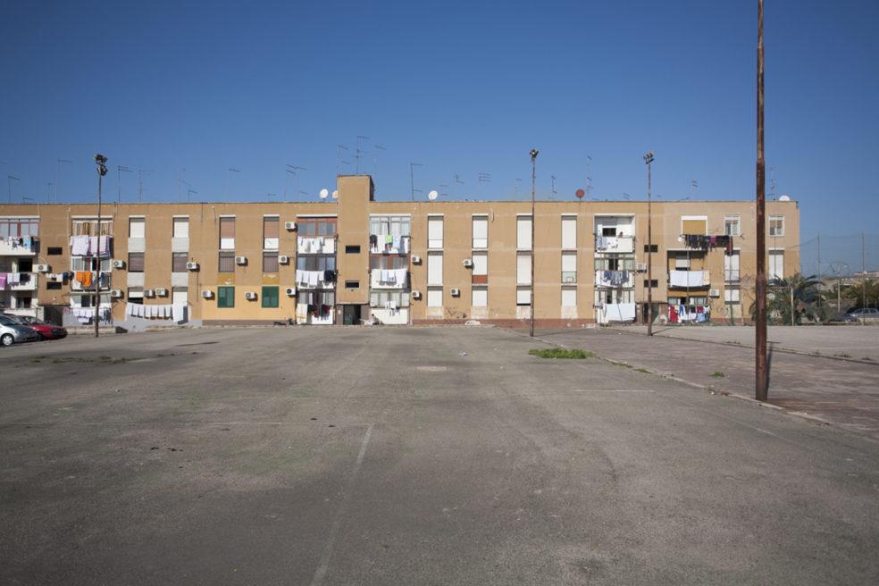 Case parcheggio – Quartiere Tamburi, Taranto