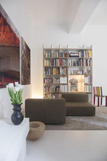 Casa studio, Ester Pirotta e Tom Vack